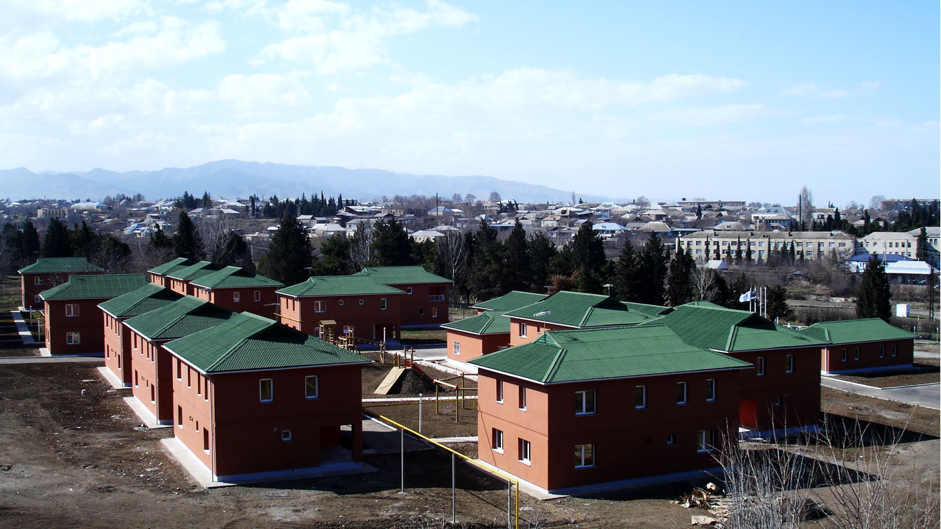 GENCE SOS KINDERDORF INTERNATIONAL CHILDREN'S VILLAGE PROJECT - Azerbaijan / Gence