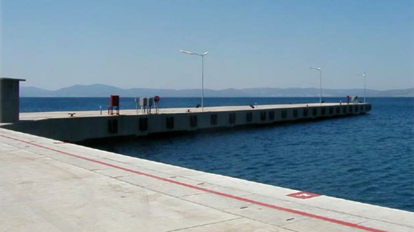 ERENPORT IN PORT CONTRUCTION PROJECTS - Turkey